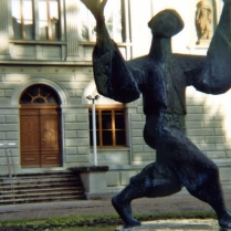 Gauklerbrunnen