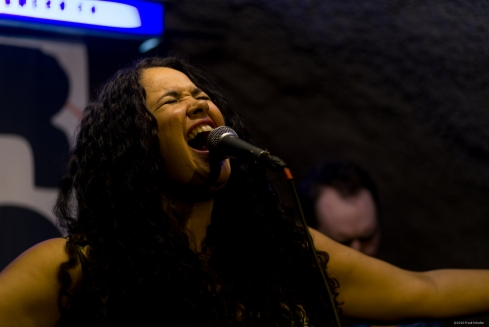 Kyla Brox and Band