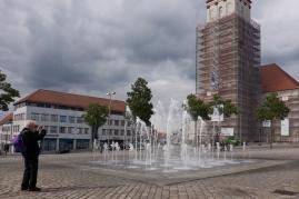 Stadtzentrum Neustrelitz