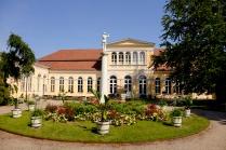 Schlosspark, Orangerie