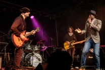 Blues-Rock Openair Bühler, Randolph Matthews & Band (Fuji X100T)