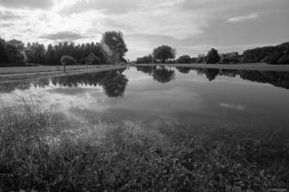 Weite am Teich