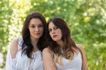 Alexandra & Sherry Lady
