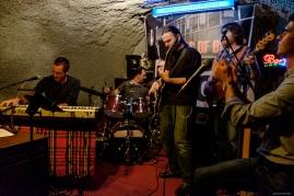 Mess of Blues, Tom Lüthi, Erich Gmür, Martin Meier, Hansjörg Rüedi und Frank Schreiber