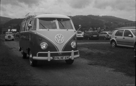 Historische Fahrzeuge Altenrhein. Zeiss Super Ikonta 531-2