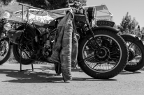 44th International British Biker Meeting. Fujifilm X100T