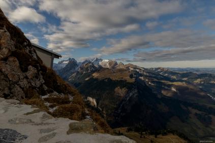 11.40 Uhr Blick übers Appenzellerland