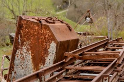 Stopp beim alten Eisen